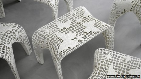 3D, machines, printers, 3D printer, table